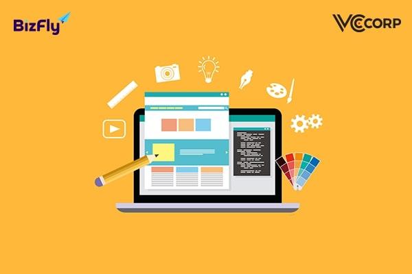 Bizfly Website - Dịch vụ thiết kế website chuẩn SEO, cao cấp nhất hiện nay