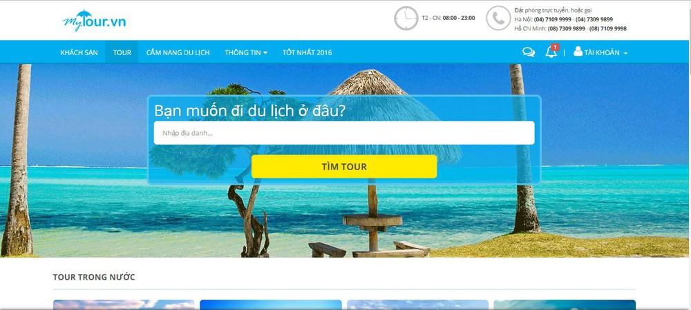 trang web du lịch giá rẻ