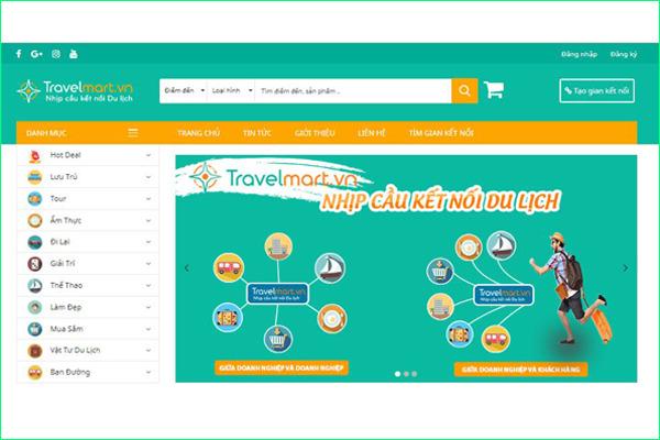 các trang web du lịch giá rẻ