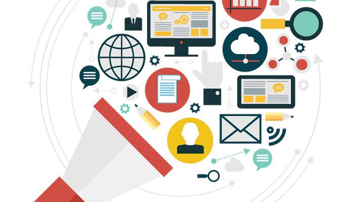 Website Marketing giúp xây dựng thương hiệu với khách hàng và tiếp thị sản phẩm