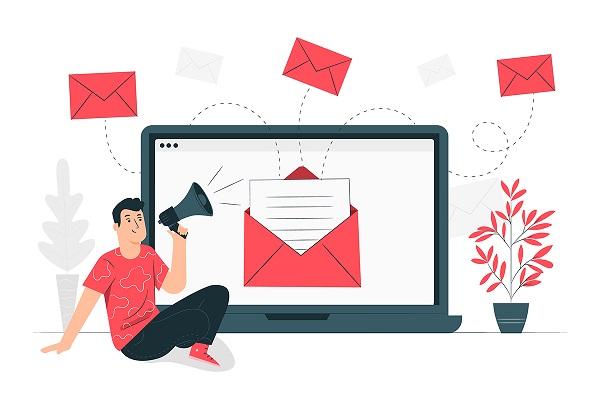 Email giới thiệu là một hình thức Email Marketing phổ biến hiện nay
