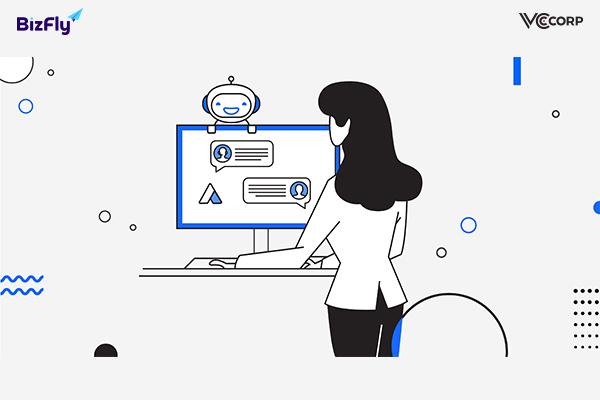chăm sóc khách hàng với chatbot