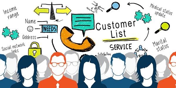 Xây dựng danh sách khách hàng chất lượng