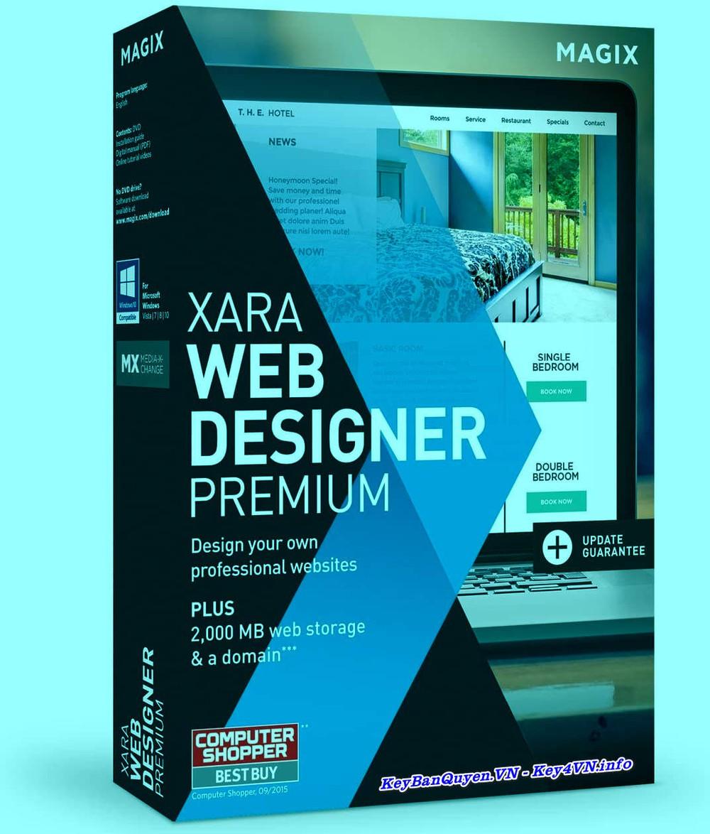 phần mềm thiết kế web kéo thả cho người không chuyên