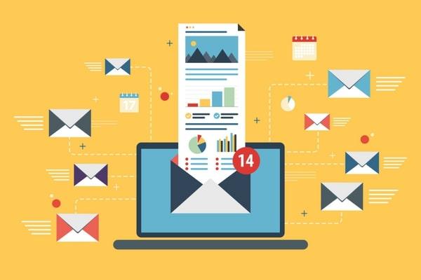 Email Marketing chia sẻ thông tin