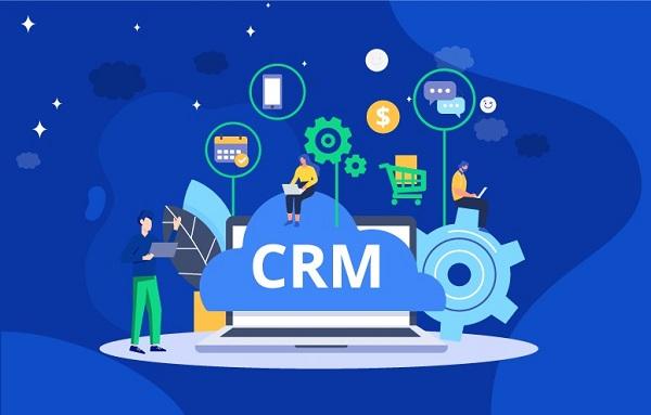 Khái niệm về phần mềm CRM
