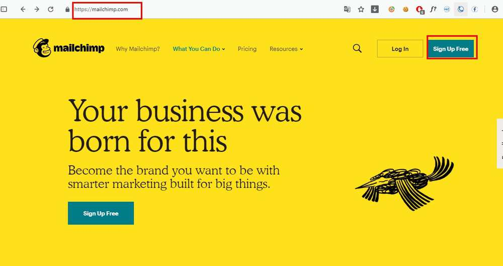 Phần mềm gửi email marketing miễn phí MailChimp