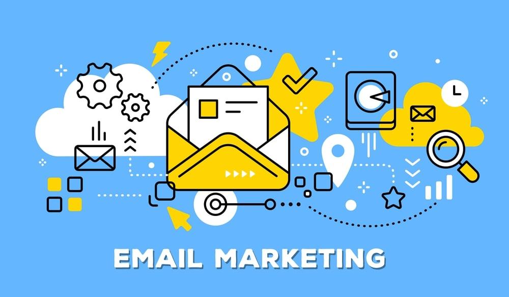 Các loại email marketing thường hay sử dụng trong kinh doanh