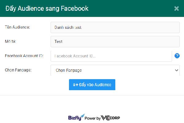 remarketing khách hàng bằng facebook ads và crm