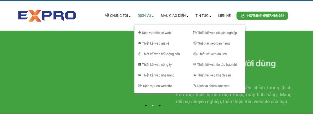 công ty thiết kế website chuyên nghiệp tại TP.Hồ Chí Minh