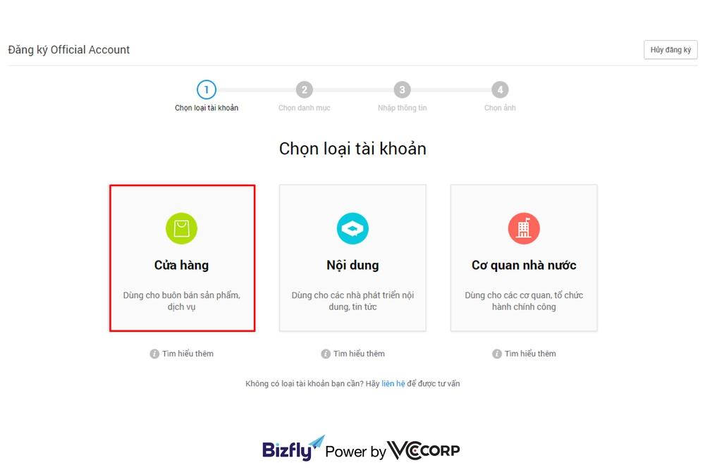 Kết nối chatbot vào zalo