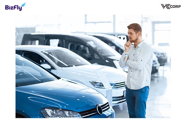 Thiết kế web ô tô giúp doanh nghiệp những gì?