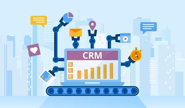 Với CRM, các quy trình bán hàng của doanh nghiệp sẽ được tự động hóa