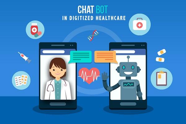 Ứng dụng phần mềm chatbot cho lĩnh vực chăm sóc sức khỏe