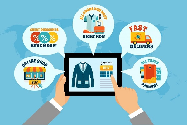 Sở hữu website thương mại điện tử giúp doanh nghiệp cạnh tranh cao trên thị trường
